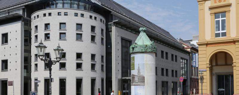 Stadtbibliothek im Neuen Ständehaus