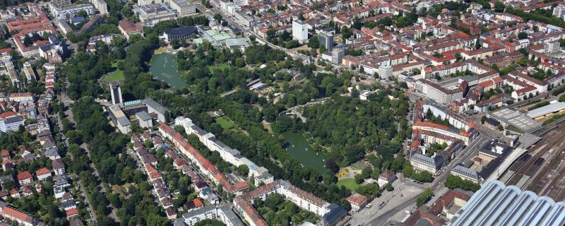 Roland Fränkle - Presseamt Stadt Karlsruhe